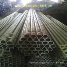 asme seamless carbon steel pipe 3 inch Schedule 80 Hot Dipped Galvanized Pipe for Construction