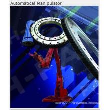 Entraînements d'orientation utilisés pour le manipulateur automatique (M12 pouces)
