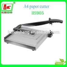 Cortador de papel a4, cortador de papel de forma quadrada, cortador manual de papel guilhotina