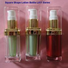 Square Lotion Bottle L051
