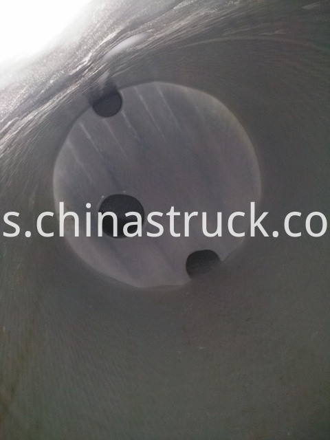 20FT ISO Hydrochloric Acid Tank Container Inner picture