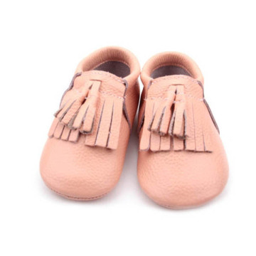 Zapatos Pre-walker Durable Baby Moccasin Shoes