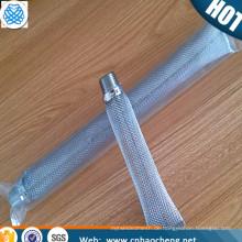 16 Mesh Metall 18/8 Bazooka Screen für Hausbrauen Bier Wasserkocher Tube Screen Filter