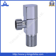 Fan-Shaped Brass Angle Valve (YD-5028)