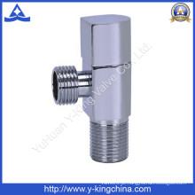 Válvula de ângulo de latão em forma de ventilador (YD-5028)