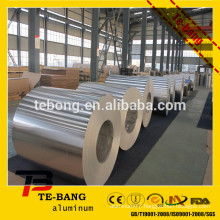 A grade 1050 H18 aluminum coil for PS base board coil
