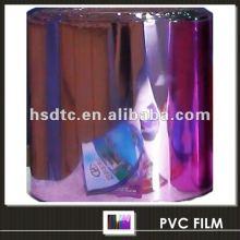 Película de PVC Metalizado
