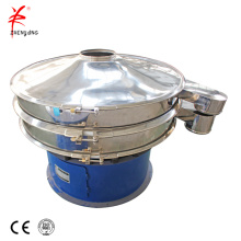 Chestnut powder and almond powder circular vibrating sieving sifter