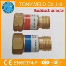 Válvula de segurança do retentor de flashback TW13