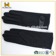 2015 New Arrival Wholesale Women China Ladies Wool Gloves, Girls Warm Gloves