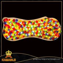 Colours Hand and Art Glass Hotel Ceiling Lamp (Ka223)