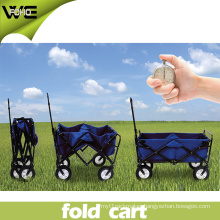 Folding Utility Heavy Duty Folding Shopping Collapsible Grocery Cart