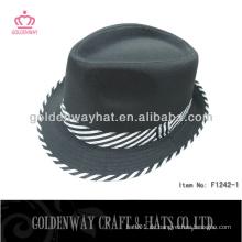 Hüte für Kinder häkeln Männer Winter Caps hübsche Fedora Hüte Baumwolle Twill Magic Hüte
