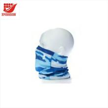 Écharpe bandana tubulaire sans couture imprimée