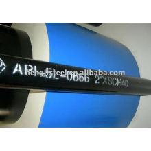 Tubo de acero API 5L