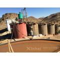 Usine de traitement du minerai de plomb et de zinc