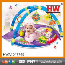 Los niños divertidos juegan alfombra suave educativa de la estera alfombrilla suave del bebé
