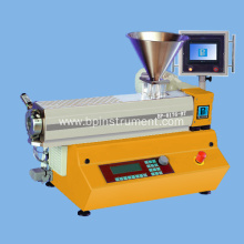 Benchtop small single screw extruder / PLC control