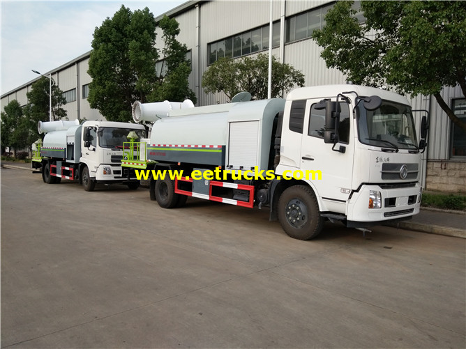 10m3 Dust Control Sprayer Trucks