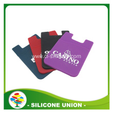 lower price 3mm sticker silicone card hold