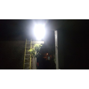 100W Solar Street Light All in One for Indian Market
