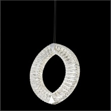 Remote control led pendant chandelier