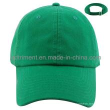 Chapeau de baseball sport doux et doux à base de pois chinoise (TCMB30)