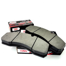 Bus Truck brake pads for isuzu and brake pads for trucks for foton truck brake pad parts