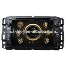 Live View winket System Autoradio für Buick Enclave / Chevrolet Tahoe mit GPS / Bluetooth / Radio / SWC / Virtueller 6CD / 3G Internet / ATV / iPod