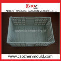 Plastic Foldable Turn Over Box Mould with Lid
