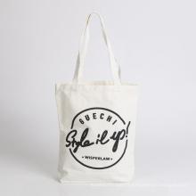 sac de teto de coton pour le sac à provisions promotionnel en gros