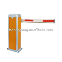 automatic beam barrier with single straight boom