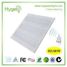 Энергосберегающий синий светодиодный офисный светильник 2 * 2 светодиодная решетка радиатора