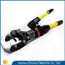 Cortador hidráulico Cpc 50 do cabo da bateria Ht-40A / 50A do extrator da engrenagem do projeto moderno Ez-45