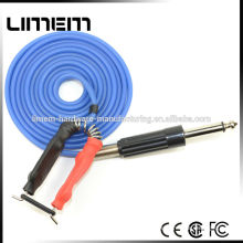 New Professional bule color Long Clip Cord For Tattoo Machine tattoo gun