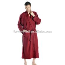 Мужская мода кашемир трикотажные халат