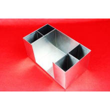 Stainless Steel Stamp and Solder Metal Case / Tissue Box Fo