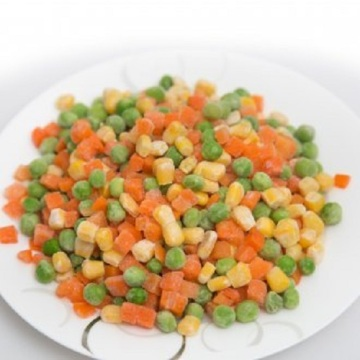 NON-GMO IQF Frozen Mixed Vegetales