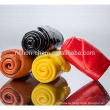 Compuesto de goma fluorada de Fluorosilicone del caucho de Fluorosilicone de Richon Chemicals FVMQ