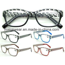 Fashionable Colorful Eyewear Reading Glasses (MRP21656)