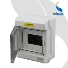 Saipwell IP65 Haute Qualité Chine Fournisseur Boîte de compteur étanche Boîte de compteur électrique pour la distribution