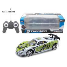 Jouets à télécommande de voiture de 5 canaux avec la batterie de changeur (1: 14)