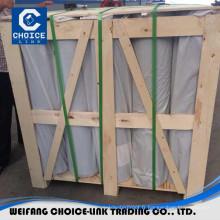 Membrane imperméable bitume autocollant à film en aluminium pour toiture de bâtiment