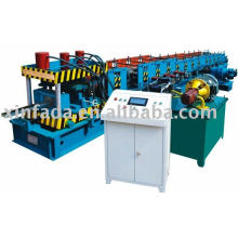 Hydraulic transmission C steel Full auto roll forming machine
