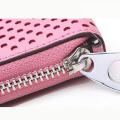 Rosa Mappen-Kasten PU-lederne Art und Weise kundenspezifische Marke vorhandene Handtasche der Frauen Wzx1064