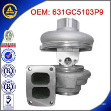 Turbocompresor más eficiente- 631GC5103P9 para MACK con ISO9001: certificación 2008 / TS16949 Turbocompresor 4LE con buena calidad