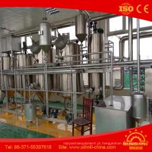 Refinaria de petróleo pequena da máquina da refinaria de petróleo do girassol da refinação de petróleo 1t
