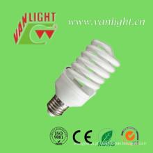 Série completa em espiral T2 CFL lâmpadas de poupança de energia