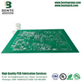 Quaderni di immersione 2 strati Quickturn PCB FR4 Tg135 PCB