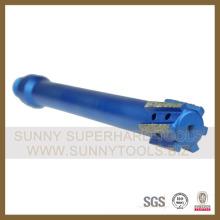G1 / 2 CNC алмазный палец для камня
